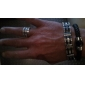 Cool Contracted Generous Joker Silicone Titanium Man Wide Bracelet Christmas Gifts