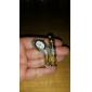 Жен. Модные часы Часы-браслет Кварцевый сплав Группа Кольцеобразный Elegant Серебристый металл Золотистый