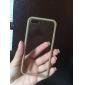 Case Ultra Transparent Couverture arrière pour iPhone 5/5S (couleurs assorties)