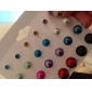 Жен. Серьги-гвоздики Мода бижутерия Сплав Бижутерия Бижутерия Назначение Для вечеринок Повседневные