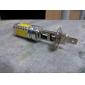 H1 7.5W 600LM 7000-8000K White Light High-Power LED Bulb for Car Lamps (DC 12V)