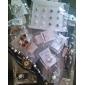 Серьги-гвоздики Цирконий Стразы Имитация Алмазный Бижутерия Свадьба Для вечеринок Повседневные Спорт