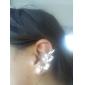 Punhos da orelha bijuterias Pérola Imitação de Pérola Strass Liga Jóias Para Festa Diário Casual