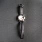 남성 밀리터리 시계 석영 일본 쿼츠 달력 방수 밴드 블랙 브라운 상표