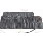 32pcs Makeup Brushes set Professional Powder/Foundation/Concealer/Blush/Shadow/Eyeliner/Lip/Brow/Lashes Cosmetic Bag