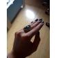 Anéis Pesta / Diário / Casual Jóias Liga / Resina Feminino Anéis Statement Dourado