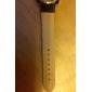 남여 정품 가죽 시계 끈 20mm (블랙)