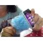 eruner®600pcs 무지개 색 직기는 고무 밴드 (1package의 클립을) 직기