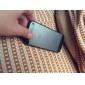 Moldura Ultrafina transparente para iPhone 5/5S (Cores Diversas)