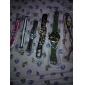 Mulheres Relógio de Moda Bracele Relógio Quartzo PU Banda Boêmio Preta Azul Vermelho Laranja Marrom Verde