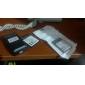 chargeur mural avec 2 batteries de remplacement pour Samsung Galaxy S3 i9300 (2300mah)