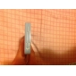 maylilandtm mince TPU de gel de couleur de cas pur et doux pour iPhone 4 / 4S (couleurs assorties)