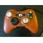 Замена аналоговых джойстика Металл для Xbox 360 (серебро)