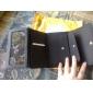 4in1 μαύρο PU τετράγωνη περιπλοκότερη καθίσταται πολλαπλών λειτουργιών κάρτα συμπλέκτη κάτοχος πορτοφόλι αλλαγής τηλέφωνο πορτοφόλι τσάντα