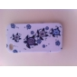 Beautiful Sea Turtles Design Pattern Soft Case for iPhone 4/4S