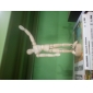 Wooden 14-Joint Moveable Manikin Model with Display Base (5.5