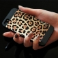 Leopard Print Pattern Back Case for iPhone 5/5S
