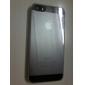 caso difícil ultrafino transparente para o iphone 5/5s