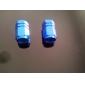 Велоспорт Колпачки вентиля Велоспорт Красный / Черный / Тёмно-синий / серебристый Алюминиевый сплав