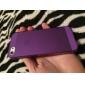 아이폰 5/5S (분류 된 색깔)를위한 매우 얇은 갈기 모래 같은 뒤 케이스