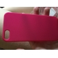 Cas Dissipation thermique Conçu Ultra Thin High Gloss dure de PC Slim pour iPhone 5/5S (couleurs assorties)