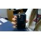 Coroa 3,5 MM Zircon Anti-poeira do fone de ouvido Jack para iPhone e iPad