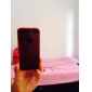 Ultrathin with iPhone Logo Silicone Back Case for iPhone 5/5S (Assorted Color)