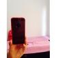 Ultra-mince avec étui iPhone Logo silicone pour iPhone 5/5S (couleurs assorties)