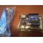 Arduinoのための無料のUSBケーブルでfunduino宇野開発ボードatmega8u2ムーマイクロコントローラ