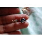 2012 New Korean Jewelry Small Female Cat And Fish Earring E571