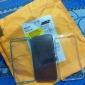 Чехол прозрачный флуоресцентный для iPhone 5/5S (цвета в ассортименте)