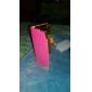 Para Capinha iPhone 5 Porta-Cartão / Com Suporte Capinha Corpo Inteiro Capinha Estampa Geométrica Rígida Couro PU iPhone SE/5s/5