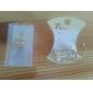 여자의 새로운 도착 18k 금은 간단하고 관대 한 지르콘 귀걸이 er0304에게 베스트 셀러를 도금했다