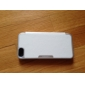The Cross Lines PU Leather Full Body Case for iPhone 5/5S (Assorted Colors)