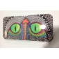 Tattoo Shining Eyes Pattern Hard Case for iPhone 5/5S  iPhone Cases