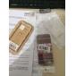 Для Кейс для iPhone 5 Защита от удара Кейс для Задняя крышка Кейс для Геометрический рисунок Твердый PC iPhone SE/5s/5