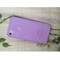 Ultra Thin Frosted Back Case for iPhone 4/4S (Assorted Colors)
