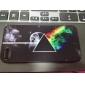 Pink Floyd - The Dark Side of the Padrão Lua plástico duro para o iPhone 4/4S