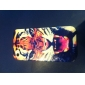 Roaring Tiger Pattern Hard Case for iPhone 4/4S
