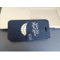 Мультфильм Сумасшедший Зубы Pattern Полный Дело Корпус с карт памяти для iPhone 5/5S