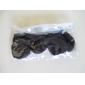 Botas Transpirables de Malla con Velcro, para Perros (XS, XL, Negro)