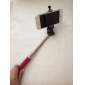 Smooth Frame Monopod Mount / Holder For Action Camera All Gopro Plastic Metal