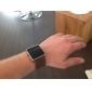 Relógio de Unissexo de Silicone Desportivo - Marrom