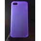 Premium Matte Surface PP Ultra Thin 0.01 inch/0.3 mm Soft Case for iPhone 5/5S (Assorted Colors)