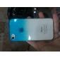 Coque pour iPhone 4/4S, Motif Gouttes d'Eau sur Dégradé de Couleur
