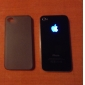 Case For Back Cover Soft TPU for iPhone 4s/4