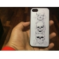 Cool Skull Style Protective Hard Back Case for iPhone 5/5S
