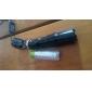 단일 모드 미니 LED 손전등 (1XAA, 블랙)