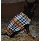 style britannique grilles modèle pull pour animaux chiens (grandeurs assorties)