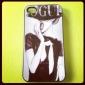 Único Hard Case VOGUE Projeto Alumínio para iPhone 4/4S